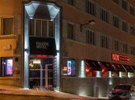 Maxime Hotel Lisbon