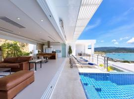 Samui Luxury Sea View Pool Villa L at uniQue Residences
