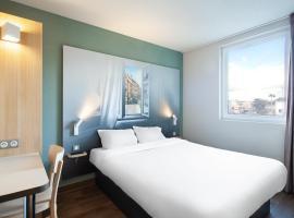 """B&B Hôtel MEAUX, viešbutis mieste Mo, netoliese – Paryžiaus """"Disneilendas"""""""