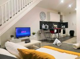 Horse Fair Apartments in Birmingham City Centre by HF Group