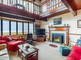 Expansive Views Family Oceanfront Beach Home