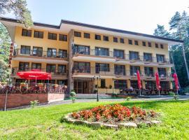 Hotel Bendida, hotel in Panichishte