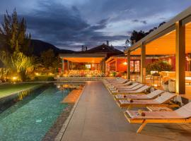 Sol y Luna - Relais & Chateaux, accessible hotel in Urubamba