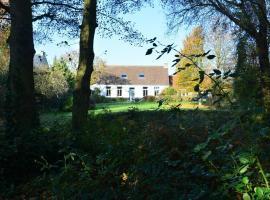 Les Jardins, hotel near Dunkerque Golf Course, Hoymille
