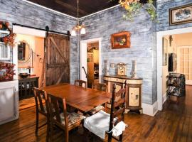 New Listing! Beautiful, historic Carriage House close to beach & downtown! | The Carriage House