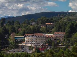 Hotel Leão da Montanha
