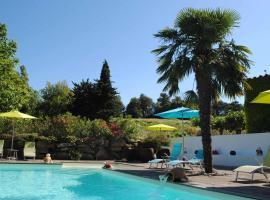 Chambres d'hôtes de la Cavayere & Spa, hotel with jacuzzis in Carcassonne