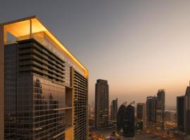 Waldorf Astoria Dubai International Financial Centre: Dubai'de bir otel