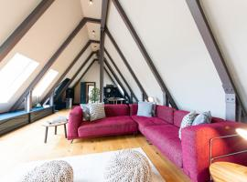 Linton Collection - The Attic Flat