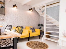 Zanoni aan Zee, appartement in Zandvoort