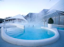 Thermae 2000, accessible hotel in Valkenburg