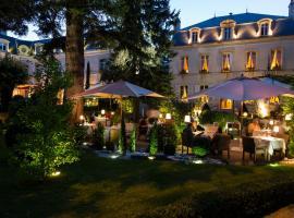 Hostellerie Cèdre & Spa Beaune, hotel in Beaune