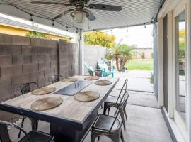 Modern 3BR Home | Downtown Phoenix by WanderJaunt