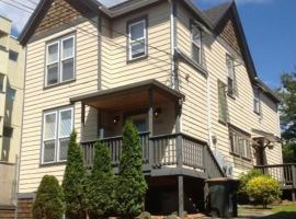 Capitol Hill Luxury Apartments, vacation rental in Seattle