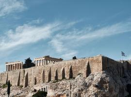 AthensWas Design Hotel, boutique hotel in Athens