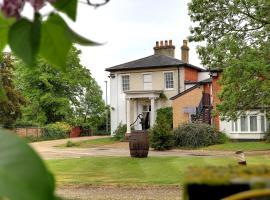 Best Western Gatehouse Hotel, hotel near Sutton Hoo, Ipswich