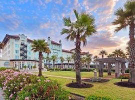 Hotel Galvez and Spa, A Wyndham Grand Hotel, hotel in Galveston
