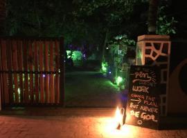 Dark Heaven Arugambay
