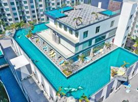 Arcadia Beach Resort Pattaya, апартаменты/квартира в городе Южная Паттайя