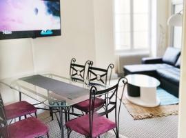 Chez Fanny - appartement de qualité hypercentre Cahors