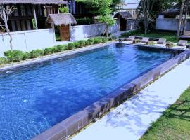 Mild Pool Villa