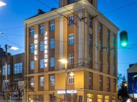 Jakubowy Hotel – hotel w pobliżu miejsca Przystań jachtowa Marina Gdynia w mieście Gdynia