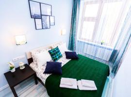 Apartments on Avangardnaya 6