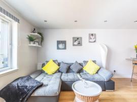 Cosy Apartment in Quiet City-Centre