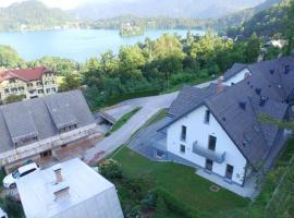 Villa Kahne Bled, De Luxe