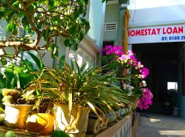 HOMESTAY LOAN ANH, hotel in Ly Son