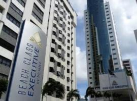 Flat Executive Beira Mar