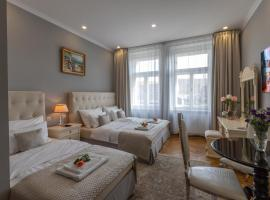 SlaBur Residence, Ferienwohnung in Prag