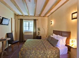 Hotel-restaurant Les Caudalies, hotel in Arbois