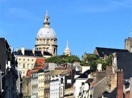 Boulogne sur mer: Appartement de 70 m2 bien situé