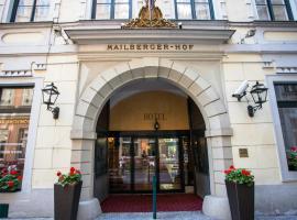 Hotel Mailberger Hof, hotel near Albertina Museum, Vienna