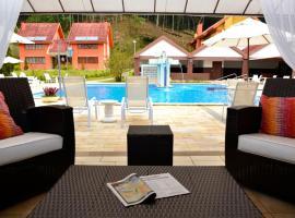 Hotel Girassol, hotel in Penedo