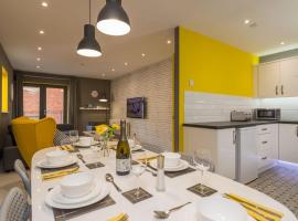 Central Belfast Apartments: Citygate Apartments III