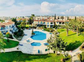 Paradise Gardens Mediterranean Home