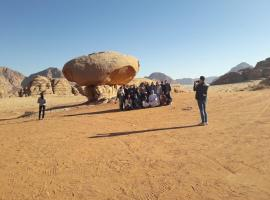 Bedouin Time Camp