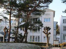Villa Freia App. Strandlilie
