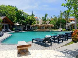10 Resort New Rooms-Close To The Batu Belig Beach