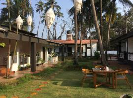 Ikru B&B, self catering accommodation in Vagator