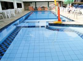 Hotel Halloween Inn Penedo, hotel near Serrinha do Alambari Environmental Protection Area, Penedo
