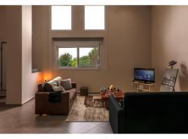 Sealoft, apartment in Patra