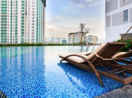 Rivergate Luxury Apartment-Ben Thanh market, apartment in Ho Chi Minh City