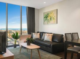 2 Bedroom Luxury at Platinum Tower, hotel with jacuzzis in Melbourne