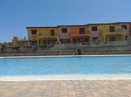 appartamento dentro babai village