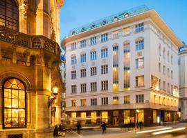 Radisson Blu Style Hotel, Vienna, hotel near Albertina Museum, Vienna