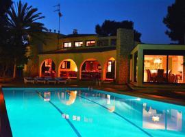 Villa Sitges Mahe