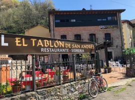 El Tablón de San Andrés